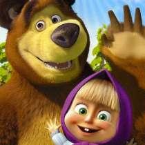 Маша и медведь, в Красноярске