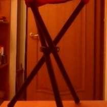 складной стул на трёх ножках, в Калининграде
