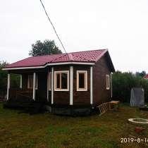 Продам новый дом в 60 км от МКАД по Новорижскому шоссе, в Истре