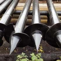 Организация реализует винтовые промышленные сваи, в Пензе