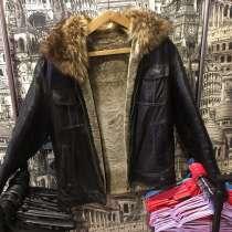 Кожаная куртка, в Черногорске