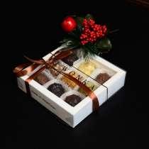 Шоколадные конфеты и брендированный шоколад, в г.Алматы