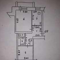 Продам двух комнатную квартиру, в г.Усть-Каменогорск