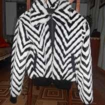 Продам куртку из искусственного меха на молнии, размер 46-48, в Владимире
