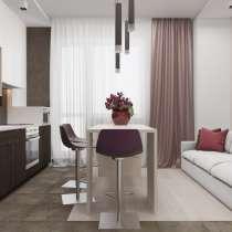 Дизайн интерьера квартир, домов, коттеджей, в Челябинске