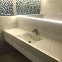 Столешницы для ванных комнат из жидкого гранита GraniStone, в Барнауле