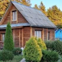 Уютная дача с сибирской баней рядом с. Крыжовка, в г.Минск