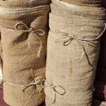 Мешки для картошки из мешковины, б. у, в г.Брест