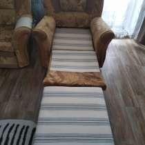 Малогабаритный диван с 2 креслами, в Хабаровске