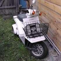 Отменный грузовой скутер Honda Gyro X, в Москве