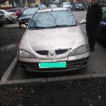 Renault Megane, в Москве