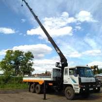 Продам кран борт манипулятор Хундай, в Челябинске