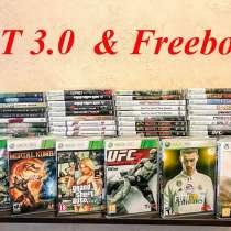 Закачка игр на XBOX360 Freeboot, в г.Алматы
