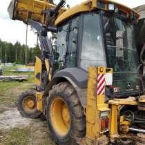 Продам экскаватор погрузчик John Deere, 2012г/в, в Челябинске