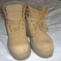 Ботинки нубук,39разм, в Смоленске