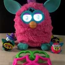Furby (фёрби) + очки для фёрби, фигурки фёрби, в Самаре