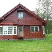 Отличный дом из бруса 127 кв. м. около Суходольскогоо зера, в Санкт-Петербурге