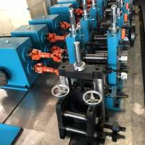 Линия для изготовления профильной трубы модель JB25 в Китай, в г.Шигадзе