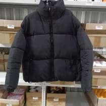 Куртка чёрная на весну, в Челябинске