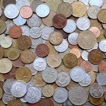 Иностранные монеты, в Железногорске