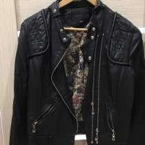 Кожаная куртка косуха, в Белово