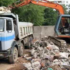 Утилизация Вывоз мусора димонтаж, в Самаре