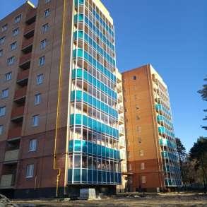 2-комнатная квартира в доме с индивидуальным газовым отоплен, в Ярославле