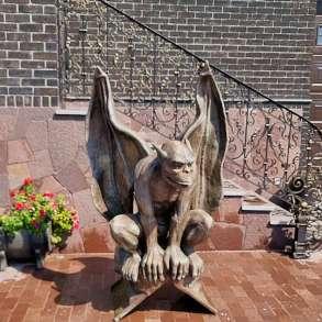 Горгулья в экстерьер - скульптура, в Краснодаре