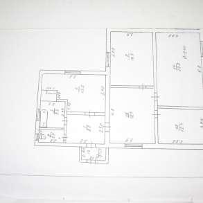 Продам дом кирпичный 4 комнаты, в Новошахтинске