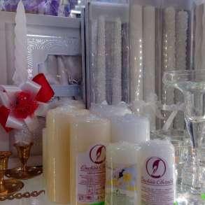 Свечи свадебные, в Геленджике