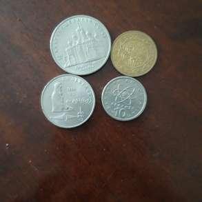 Продаю редкие коллекционные монеты, в Москве