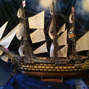 "HMS ""Victory"", в Москве"