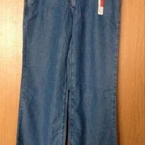 Брюки-джинсы (хлопок) новые, в Москве