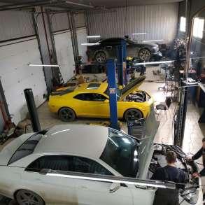 Техническое обслуживание и ремонт автомобилей, в Краснодаре