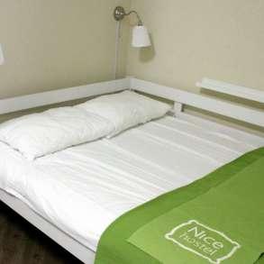 Комната с большой двухспальной кроватью в центре Москвы, в Москве