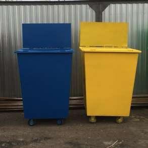 Продам контейнер для мусора металлический 0.75 м3, в Красноярске