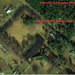 Продам участок со строеними свободного назначения, в г.Витебск