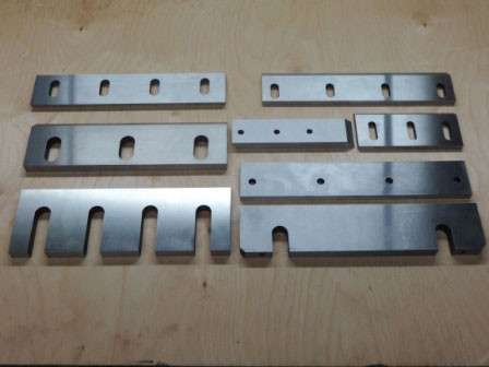 Ножи для гильотинных ножниц СТД-9, НД3316, НК3418, Н3121, НГ