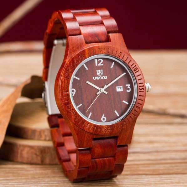 Продаю оригинальные деревянные часы производства Японии в Москве фото 6