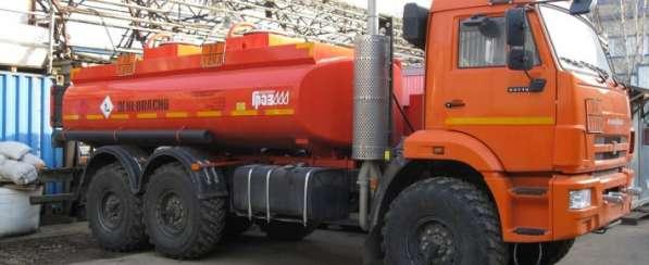 АТЗ-5608 Автотопливозаправщик