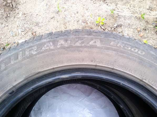 Шины Bridgestone Dueler R17 в Кургане фото 5