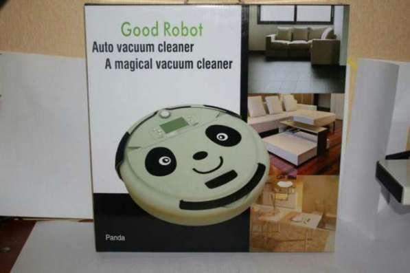 Робот пылесос Good Robot R- 730