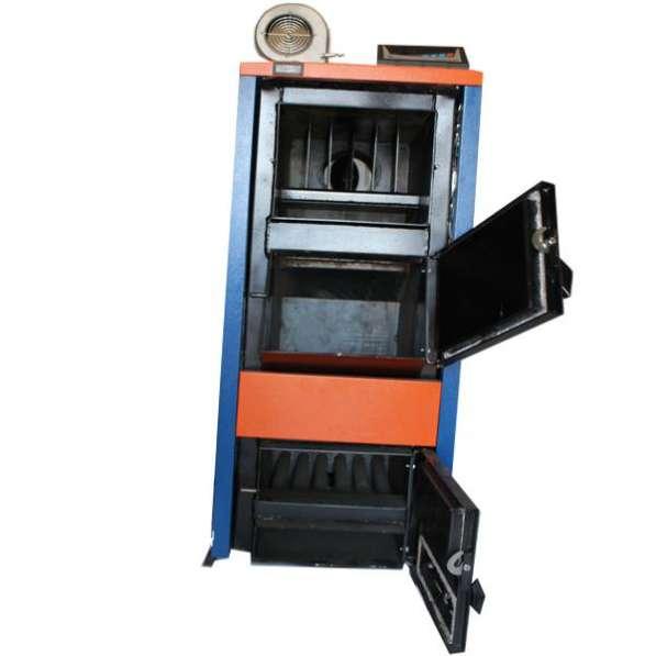 Твердотопливный котел 16 кВт от производителя