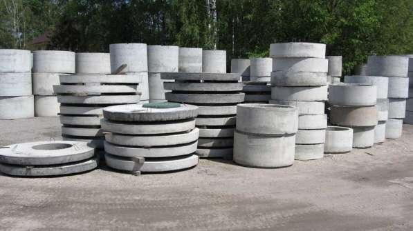 Жби Кольца, кольца бетонные с Доставкой