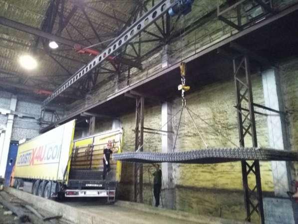 Завод по производству арматуры, метталической сетки в Москве фото 11