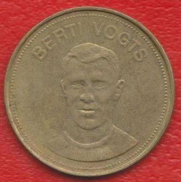 Жетон Shell Шелл Фогтс футбол Traum-elf 1969