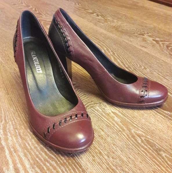 Туфли из натуральной кожи в Омске фото 5