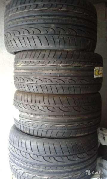 Новые Dunlop 235 45 20 спорт - макс