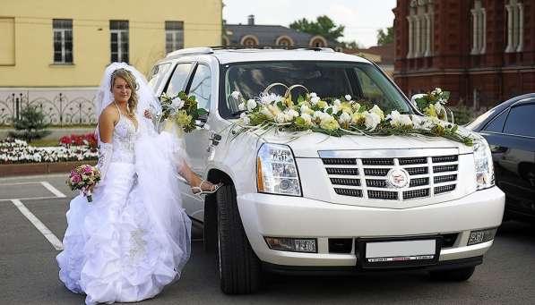 Лимузины и свадебные кортежи в Иванове фото 8