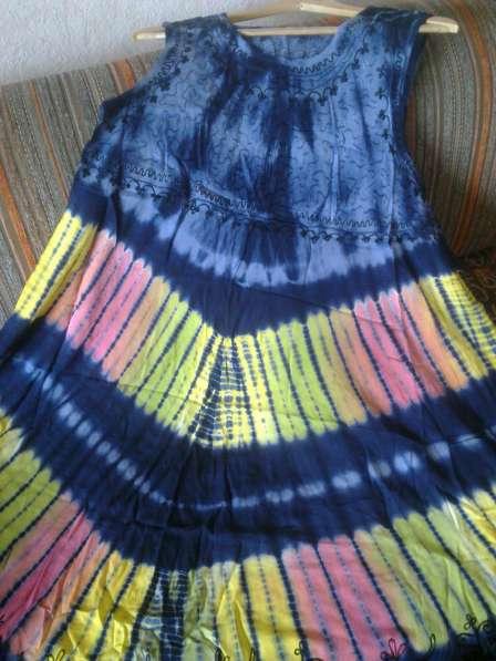 Платье расклешённое новое 50 (XL)